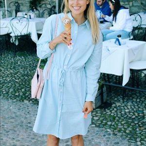 Rachel Parcell blue dress